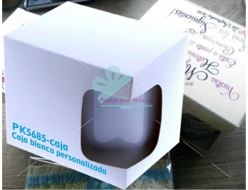 Caja fotografica personalizada a tu gusto