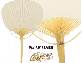 Pay Pay fabricado em bambú